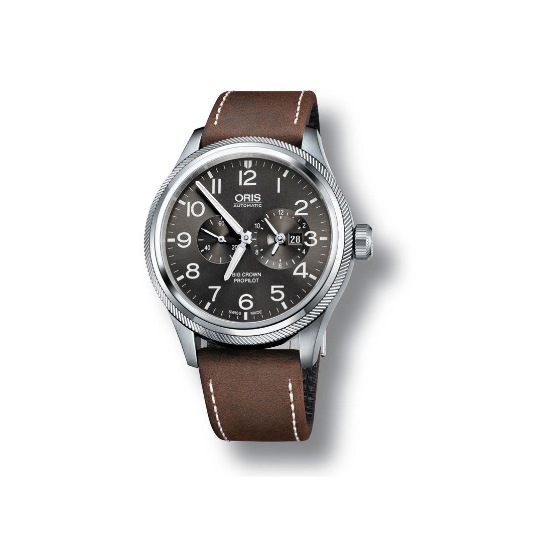 Reloj Oris Big Crown Propilot Worldtimer - 01 690 7735 4063-07 5 22 05  - 1