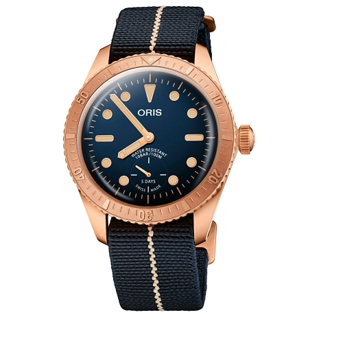 Reloj Oris Carl Brashear Calibre 401 Limited Edition - 01 401 7764 3185-Set  - 1