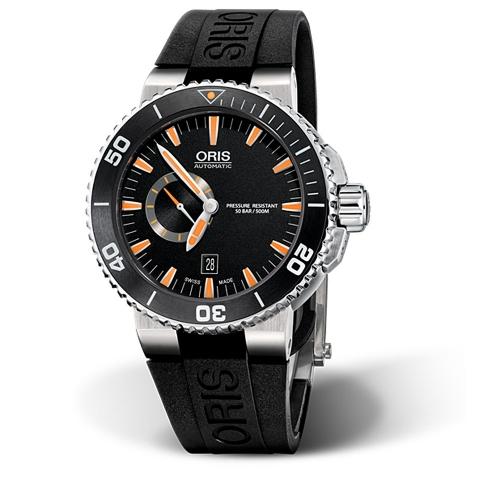 Reloj Oris Aquis Small Second - 01 743 7673 4159-07 4 26 34EB  - 1