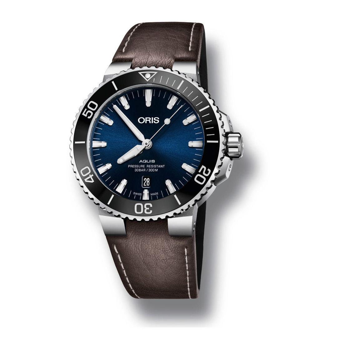 Reloj Oris Aquis Date - 01 733 7730 4135-07 5 24 10EB  - 1
