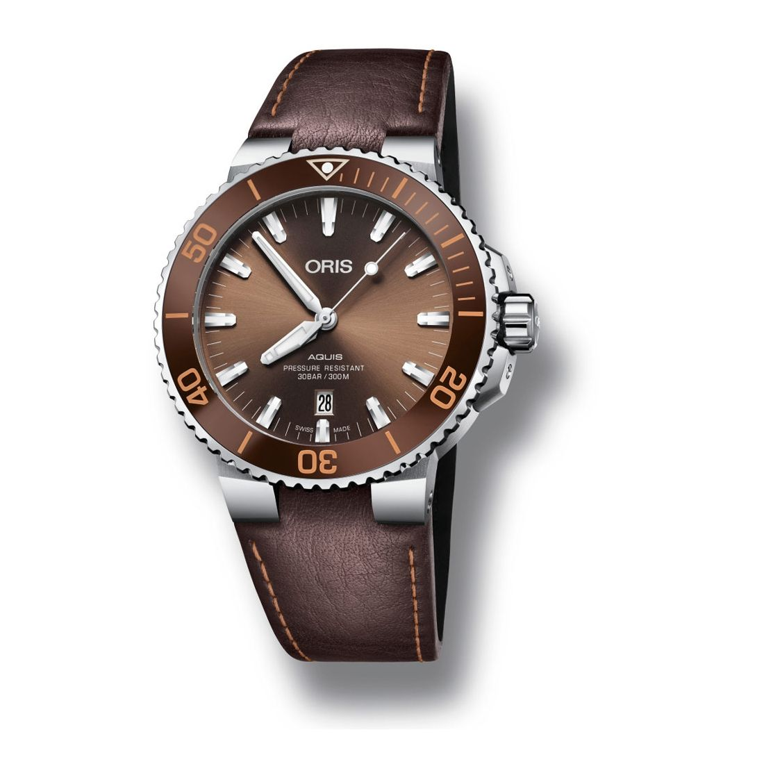 Reloj Oris Aquis Date - 01 733 7730 4152-07 5 24 12EB  - 1