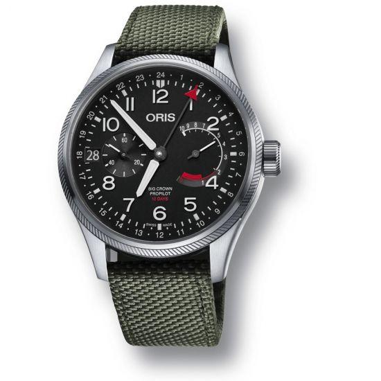 Reloj Oris Big Crown Propilot Calibre 114 - 01 114 7746 4164-Set 5 22 14FC  - 1