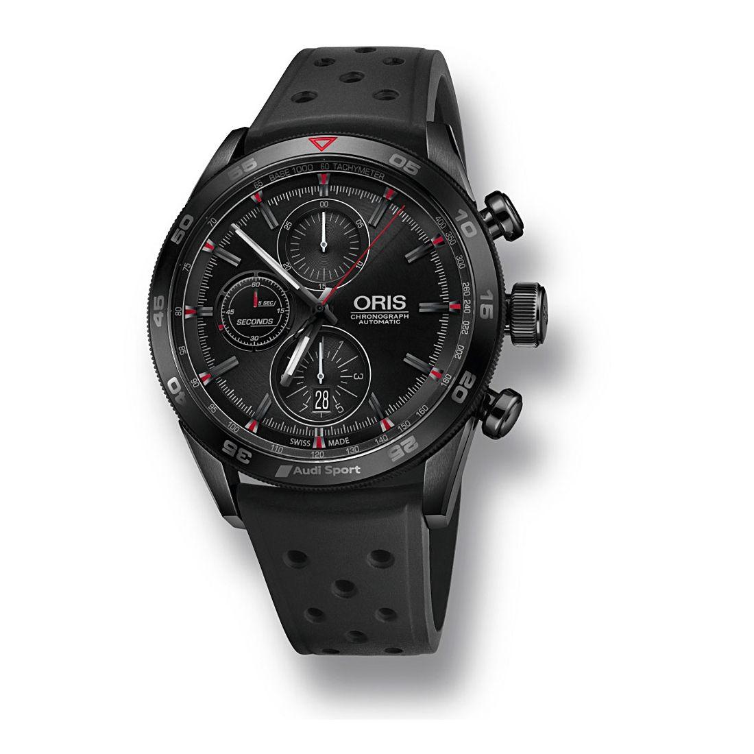 Reloj Oris Audi Sport Lim. Edit. III- 01 774 7661 7784-07 4 22 25  - 1