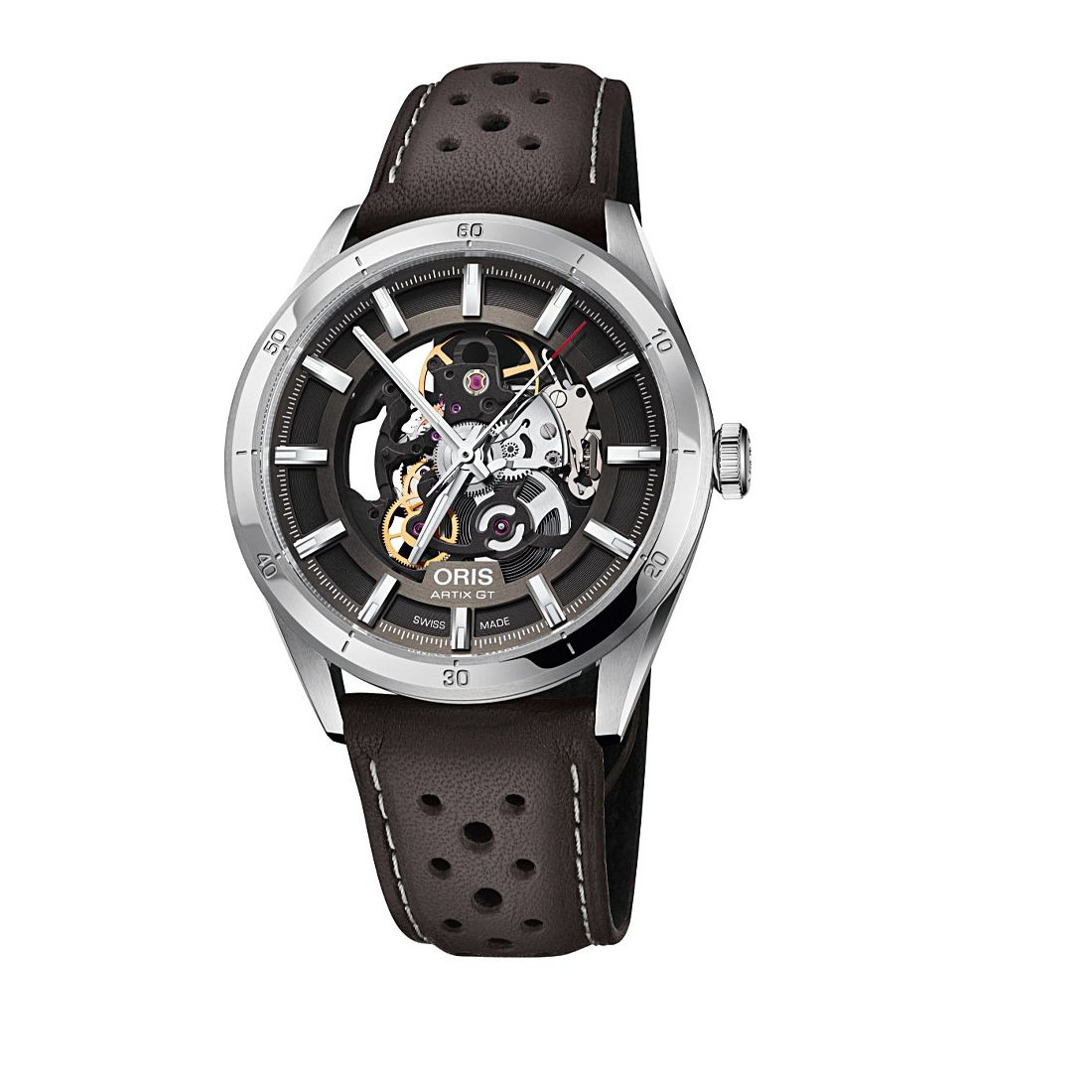Reloj Oris Artix GT Skeleton - 01 734 7751 4133-07 5 21 09FC  - 1