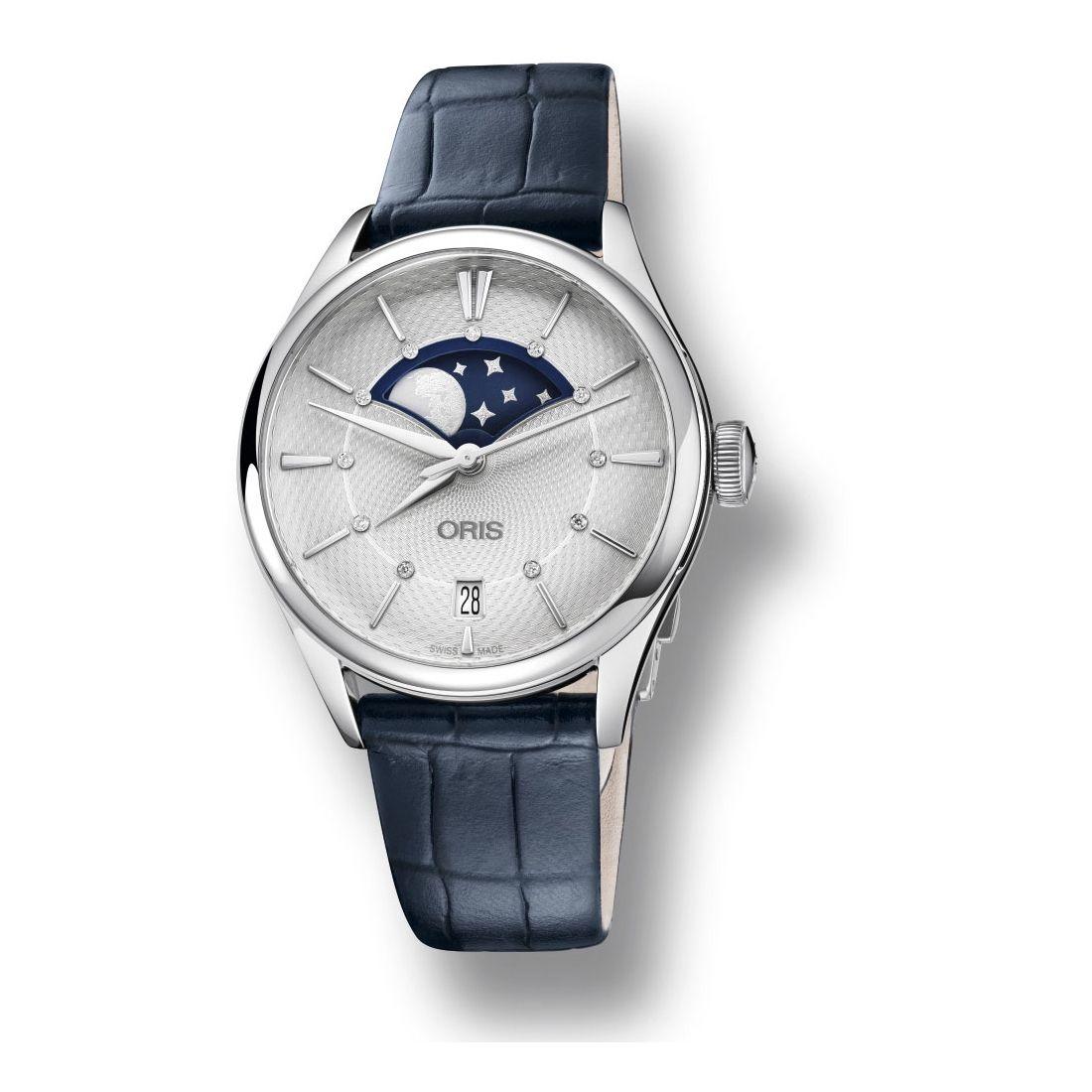 Reloj Oris Artelier Grande Lune Date - 01 763 7723 4051-07 5 18 66FC  - 1