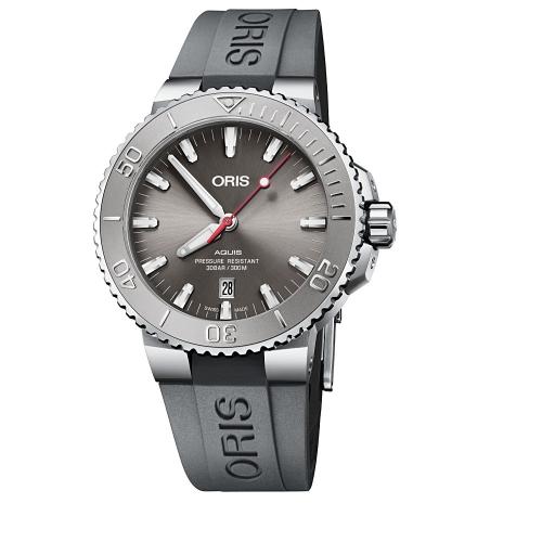 Reloj Oris Aquis Date Relief - 01 733 7730 4153-07 4 24 63EB  - 1