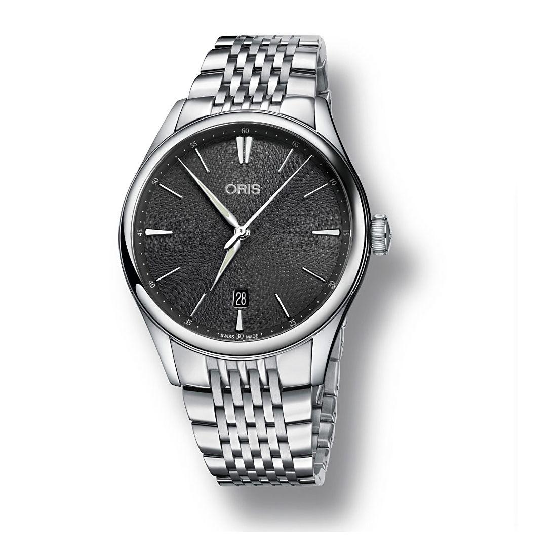 Reloj Oris Artelier Date - 01 733 7721 4053-07 8 21 79  - 1