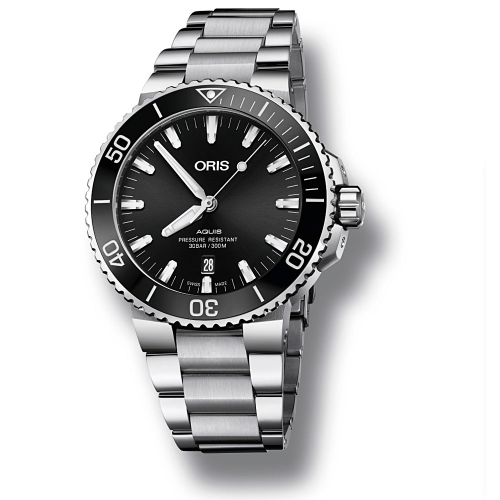 Reloj Oris Aquis Date - 01 733 7730 4134-07 8 24 05PEB  - 1