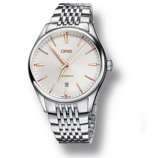 Reloj Oris Artelier Chronometer Date 01 737 7721 4031-07 8 21 79  - 1