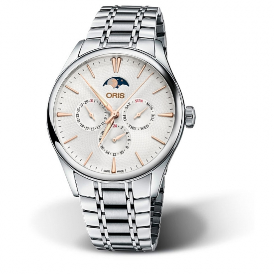 Reloj Oris Artelier Complication - 01 781 7729 4031-07 8 21 88  - 1
