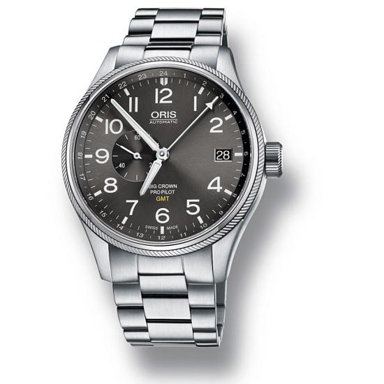 Reloj Oris Big Crown Propilot GMT - 01 748 7710 4063-07 8 22 19  - 1