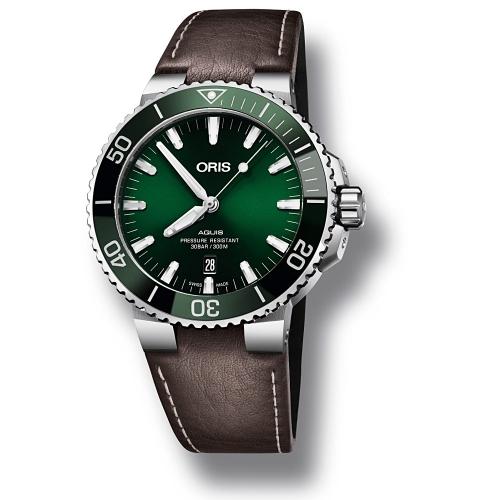 Reloj Oris Aquis Date - 01 733 7730 4157-07 5 24 10EB  - 1