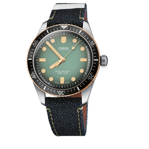 Reloj Oris Divers X Momotaro -  01 733 7707 4337-SET  - 1