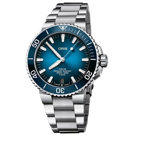 Reloj Oris Aquis Date Calibre 400 - 01 400 7763 4135 – 07 8 24 09PEB  - 1