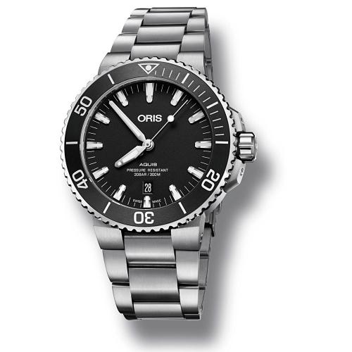 Reloj Oris Aquis Date - 01 733 7730 4124-07 8 24 05EB  - 1
