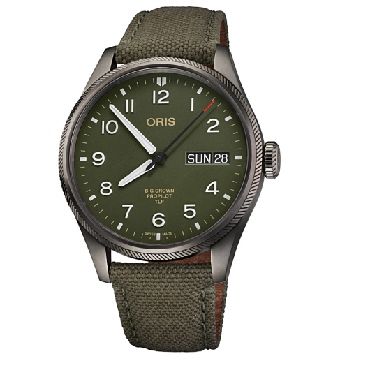 Reloj Oris TLP Limited Edition - 01 752 7760 4287-Set  - 1