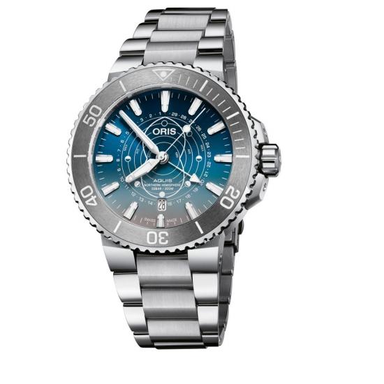 Reloj Oris Dat Watt Edición Limitada - 01 761 7765 4185-Set  - 1