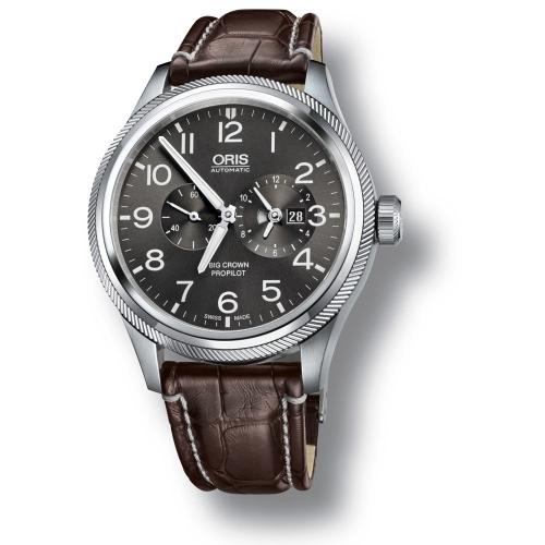 Reloj Oris Big Crown Propilot Worldtimer -  01 690 7735 4063-07 1 22 72FC  - 1