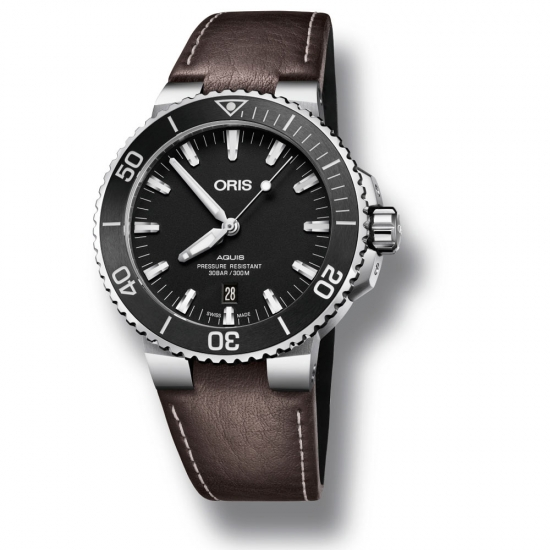 Reloj Oris Aquis Date -  01 733 7730 4154-07 5 24 10EB  - 1