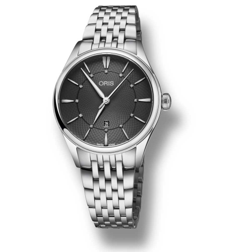Reloj Oris Artelier Date Diamonds - 01 561 7724 4053-07 8 17 79  - 1